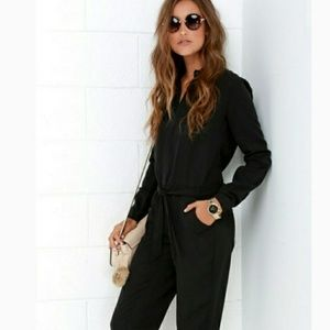 🆕Black jumpsuit pantsuit
